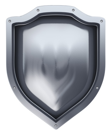 3d shield: Iron shield
