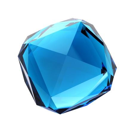 zafiro: Cristal