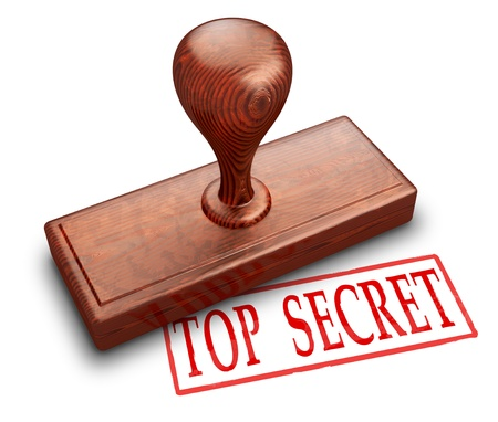 accept: Top secret stamp