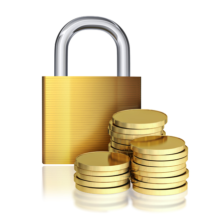 financial protection: Money is protected, the concept of a financial security