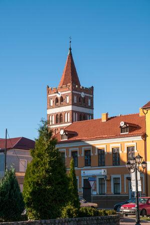 earlier: Pravdinsk  earlier Friedland   Kaliningrad region, Russia