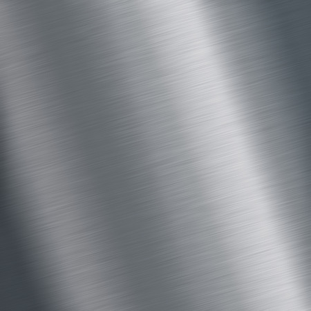 hard alloy: Brushed steel plate texture with reflections