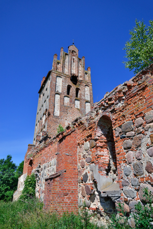 roofless: Forgotten ruins of a Gothic church
