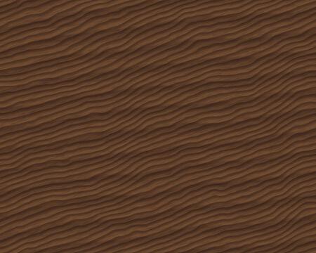 シームレスな茶色木目テクスチャ、暗い背景