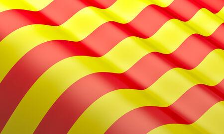 catalonian: Flag of Catalonia