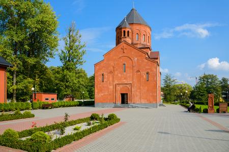 apostolic: Armenian Apostolic Church of St. Stepanos Editorial