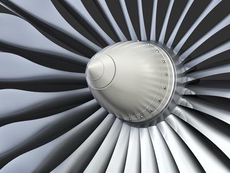 jet engine: Turbo jet engine