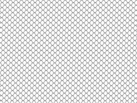 chain fence: Steel Wire Mesh