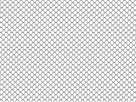 trespass: Steel Wire Mesh