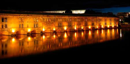 strasbourg: Barrage Vauban - Strasbourg night