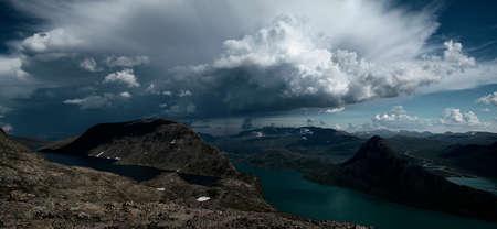 besseggen: Besseggen - Norway