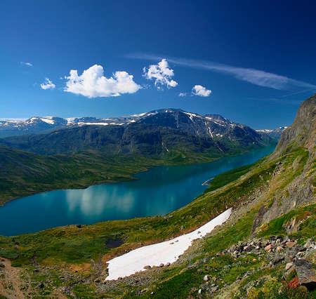 Gjende lake - Norway