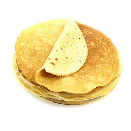 rubicund: pancakes