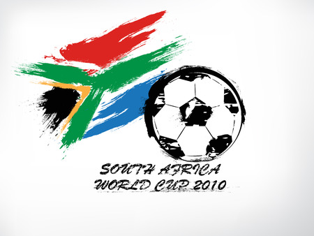 World cup South Africa 2010 Vector