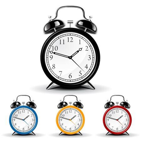 old timer: alarm clock