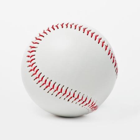 pelota de beisbol: Pelota de b�isbol  Foto de archivo