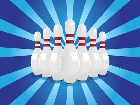 Bowlingkegels