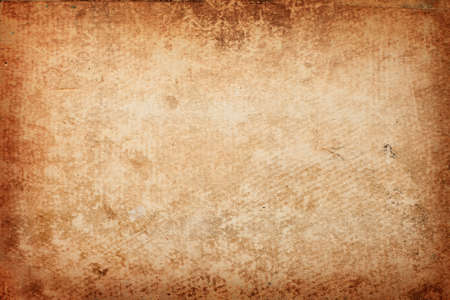 vintage old grunge paper background  Stock Photo - 10332362