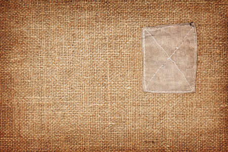 sack cloth: Rough fabric texture background