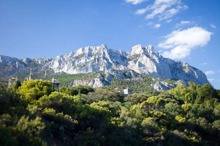 voroncov: Ay-Petri mountain Alupka, Crimea, Ukraine