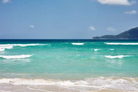 perhentian: Beautiful tropical sea. Perhentian island, Malaysia.