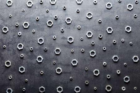 tornillos: Tornillo de metal Resumen de antecedentes tuercas