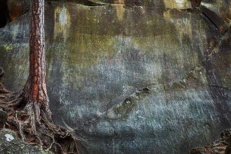 textures: Steinbeschaffenheit. Natur Hintergrund Lizenzfreie Bilder