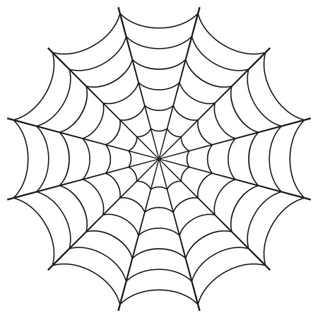 Vector illustration of Cobwebs