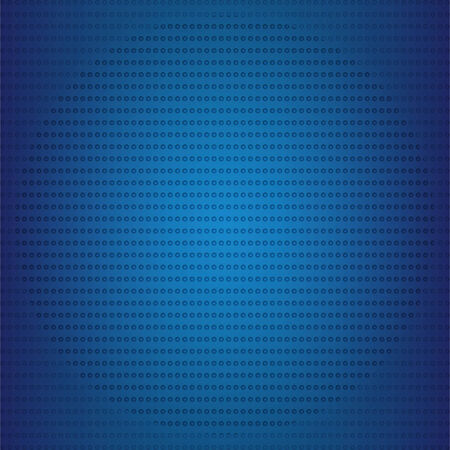Vector illustration of Blue metallic grid texture background Vector