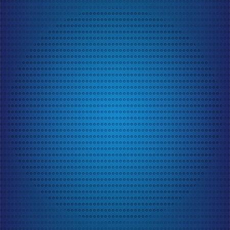 blue plaque: Vector illustration of Blue metallic grid texture background