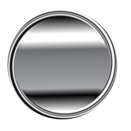 Ilustración del vector del espejo