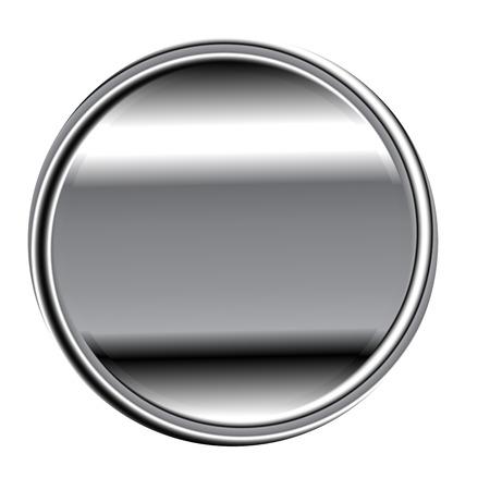 old mirror: Vector illustration of mirror Illustration