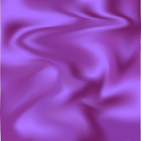 purple silk: Ilustraci�n vectorial de seda p�rpura