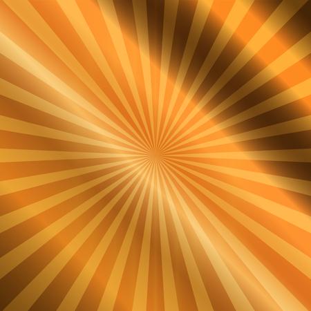 metalic sheet: Vector illustration of Gold background Illustration