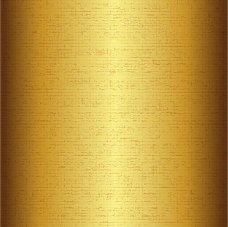 Vector illustration of gold background Illustration