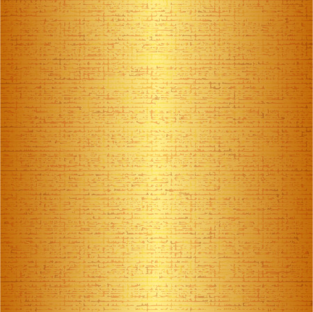 Vector illustration of gold background Stock Illustratie