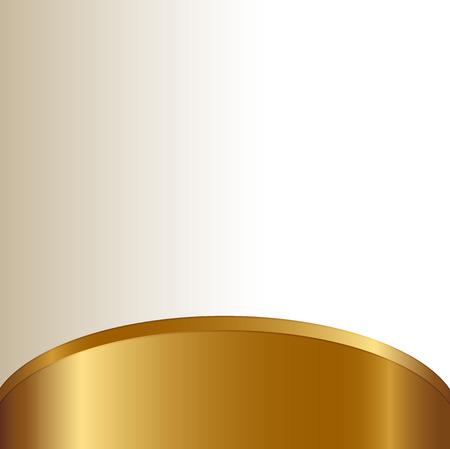 wallpaper copper gold golden: Vector illustration of gold card
