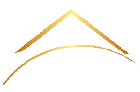 Vector illustratie van Home Icon