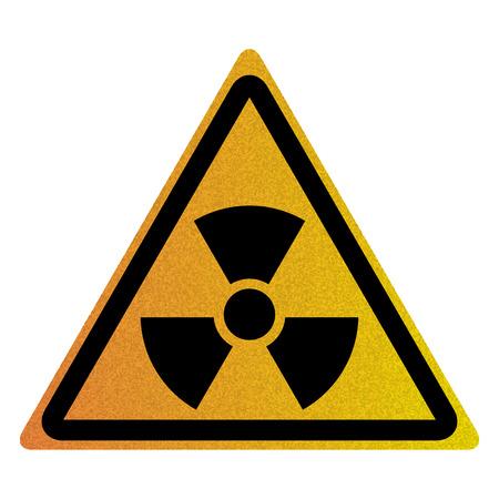 nuclear symbol: Ilustraci�n del vector del s�mbolo nuclear