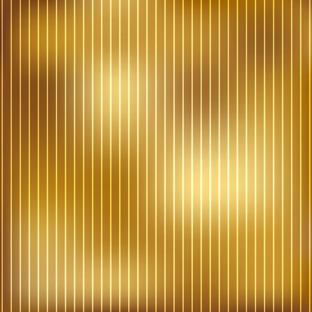 brass plate: Vector illustration of gold background Stock Photo