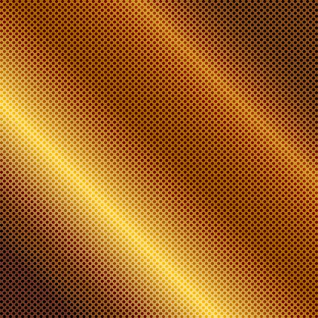 wallpaper copper gold golden: Vector illustration of gold background Stock Photo