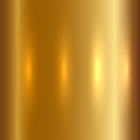 Vector illustration of gold background Vectores