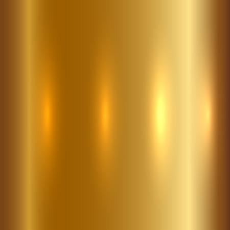 Vector illustratie van de gouden achtergrond Stockfoto - 46481418