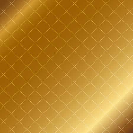 wallpaper copper gold golden: Vector illustration of Vector gold background with stripes Illustration