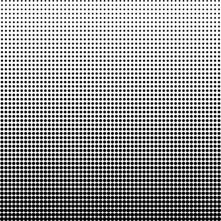 Vector illustration of black background