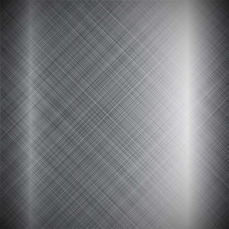 silver texture: Vector illustration of silver texture Stock Photo