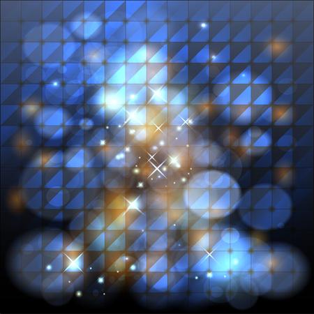 Vector illustration of blur background