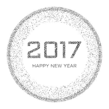 nightlife: Happy New Year Illustration