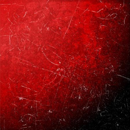 Vector illustratie van rode achtergrond