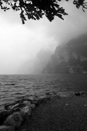 Lake Garda in October